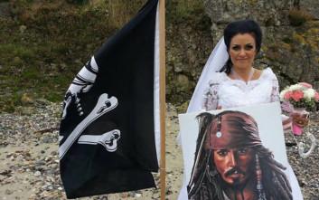 Γυναίκα παντρεύτηκε με… φάντασμα πειρατή