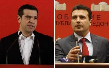 Ο εκπρόσωπος του Σιν Φέιν χαιρετίζει την «ιστορική συμφωνία» μεταξύ Ελλάδας και Σκοπίων