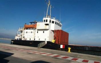 Ρεσάλτο κομάντος σε πλοίο που είχε φορτώσει 29 κοντέινερ με εκρηκτικά από Τουρκία