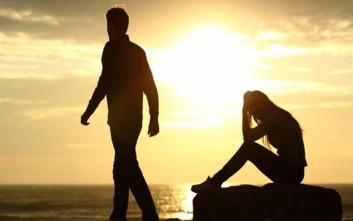 Τέσσερις συνηθισμένοι λόγοι που οδηγούν τα ζευγάρια στο χωρισμό
