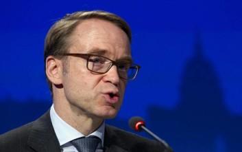 Die Zeit: Κερδίζει έδαφος ο Βάιντμαν για τη διαδοχή του Ντράγκι στην ΕΚΤ