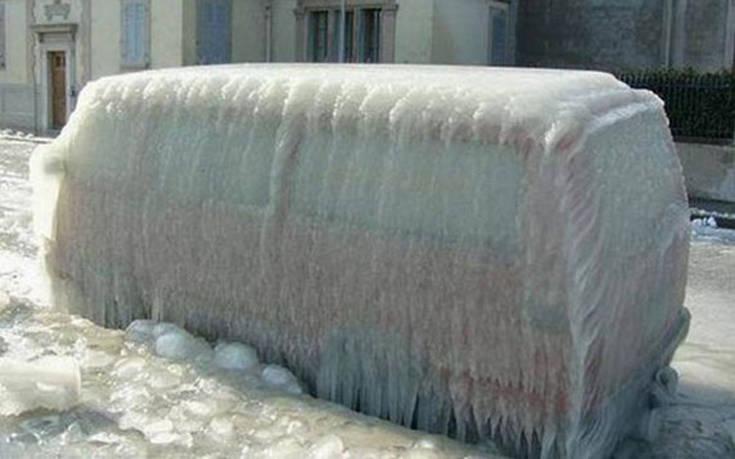 Εικόνες που σε κάνουν να κρυώνεις