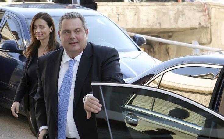 Καμμένος: Θα εμποδίσουμε με οποιοδήποτε τρόπο τη χρήση του όρου «Μακεδονία»