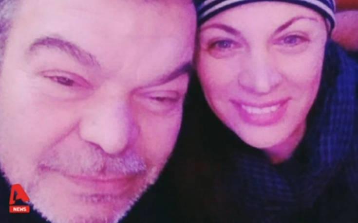 Η Νένα Χρονοπούλου μιλά για τον φίλο της Βασίλη Στεφανάκο