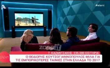 Ο Θοδωρής Κουτσογιαννόπουλος απαντά στον Γιάννη Σμαραγδή