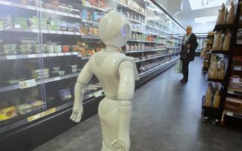 Αυτό είναι το πρώτο ρομπότ που… απολύθηκε