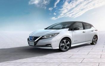 Έσπασε το «φράγμα» των 300 χιλιάδων πωλήσεων το Nissan Leaf