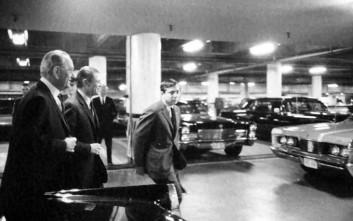 Όταν πρόεδρος των ΗΠΑ κλείστηκε στο ασανσέρ και όλοι νόμιζαν πως έγινε πραξικόπημα