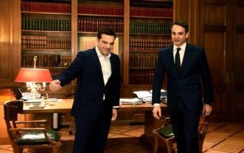 Τσίπρα ή Μητσοτάκη θα καλούσαν οι Έλληνες στο χριστουγεννιάτικο τραπέζι