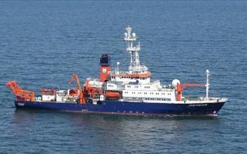 Τουρκική NAVTEX για έρευνες γερμανικού πλοίου ακόμη και στα… Κύθηρα