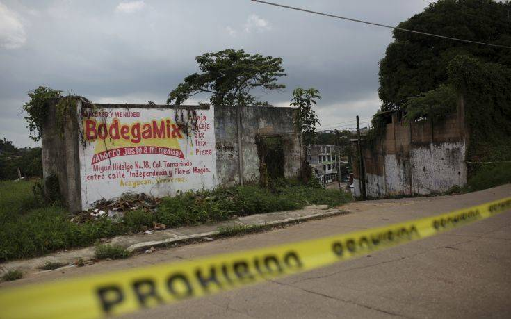 Χθες απήγαγαν έξι γυναίκες στο Μεξικό, σήμερα βρέθηκαν τα πτώματά τους