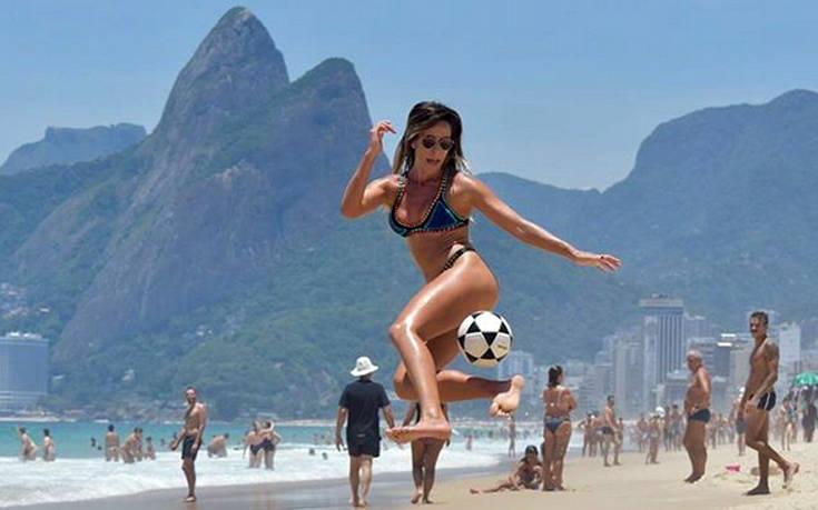 Ο θηλυκός «μάγος» της μπάλας