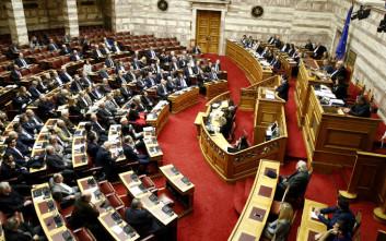 Με μυστική ψηφοφορία σε δέκα κάλπες αποφασίζει η Βουλή για την υπόθεση Novartis