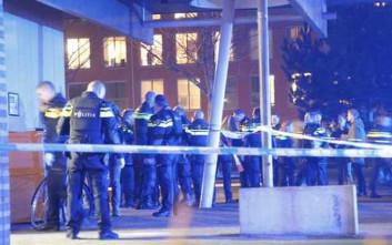 «Εγκληματική ενέργεια» και όχι τρομοκρατία οι πυροβολισμοί στο Άμστερνταμ