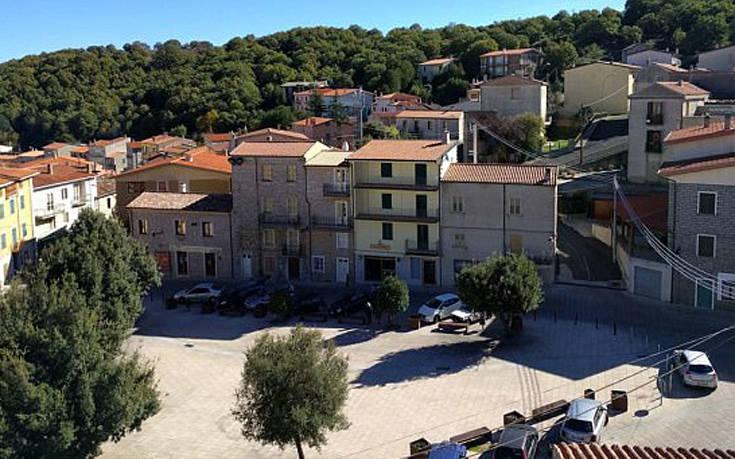 Πωλούνται 200 σπίτια σε ιταλικό χωριό με... ένα ευρώ