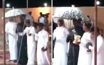 Συλλήψεις στη Σαουδική Αραβία μετά την κυκλοφορία ενός βίντεο από γάμο ομοφυλόφιλων