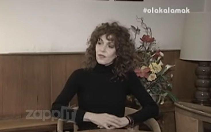 Η Δήμητρα Παπαδήμα απαντά στις επικρίσεις για τις δηλώσεις της για τον Σεργιανόπουλο