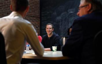 Τόσα δισεκατομμύρια έχασε ο Mark Zuckerberg με τις αλλαγές που εξήγγειλε στο Facebook