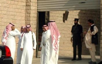 Επιβεβαιώθηκε η σύλληψη των 11 πριγκίπων που δεν θέλουν να πληρώσουν λογαριασμούς