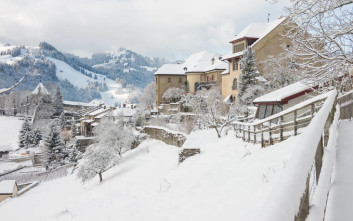 Εξαφανίζεται το χιόνι από την Ελβετία