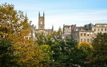 Η γραφική πόλη από γρανίτη στη Σκωτία