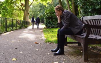 θλιψη μοναξια μελαγχολια