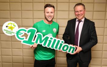 Ποδοσφαιριστής γίνεται εκατομμυριούχος χωρίς να... ιδρώσει