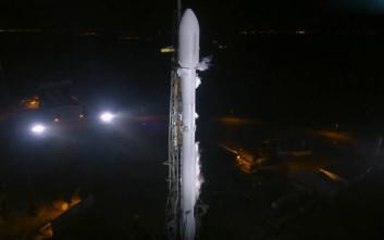 Γιατί εκτόξευσε δορυφόρο η SpaceX με τέτοια μυστικότητα;