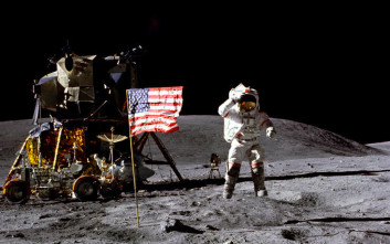 NASA John Young ΣΕΛΗΝΗ ΦΕΓΓΑΡΙ