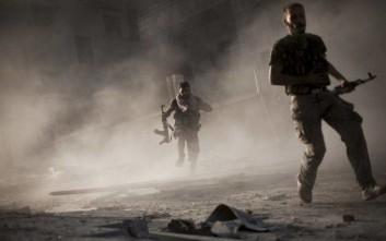 Δυνάμεις του Άσαντ ισχυρίζονται ότι βρήκαν εργαστήριο χημικών στη Γούτα