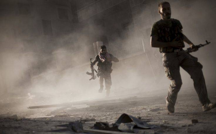 Αίμα πολιτών ρέει στη Συρία