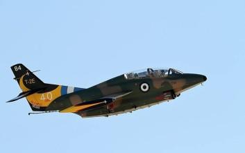 Εκπαιδευτικό αεροσκάφος της Πολεμικής Αεροπορίας κατέπεσε στην Καλαμάτα