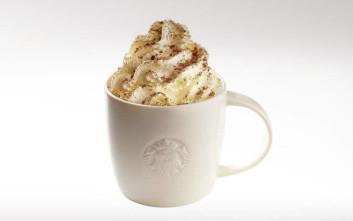 Τα Starbucks καλωσορίζουν τη νέα χρονιά με το Tiramisu Latte