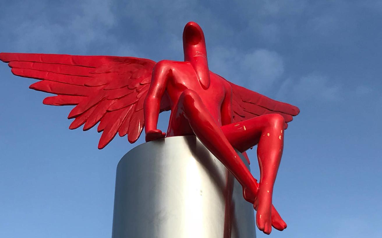 Ο «Phylax» είναι ένα έργο τέχνης ή ένας... στρατιώτης του Σατανά;
