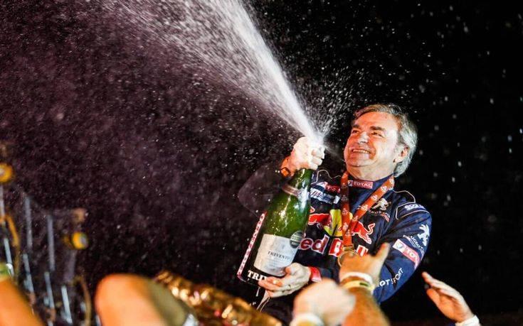 Ο Ισπανός Sainz με Peugeot 3008DKR νικητής του 40ου Ράλι Dakar
