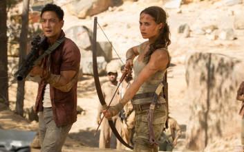 Η ταινία «Tomb Raider: Lara Croft» στις 15 Μαρτίου στους κινηματογράφους