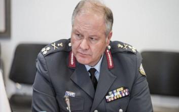 Στη Ρώμη ο αρχηγός της Ελληνικής Αστυνομίας