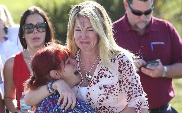 Τουλάχιστον 17 νεκροί μαθητές στο μακελειό σε λύκειο της Φλόριντα