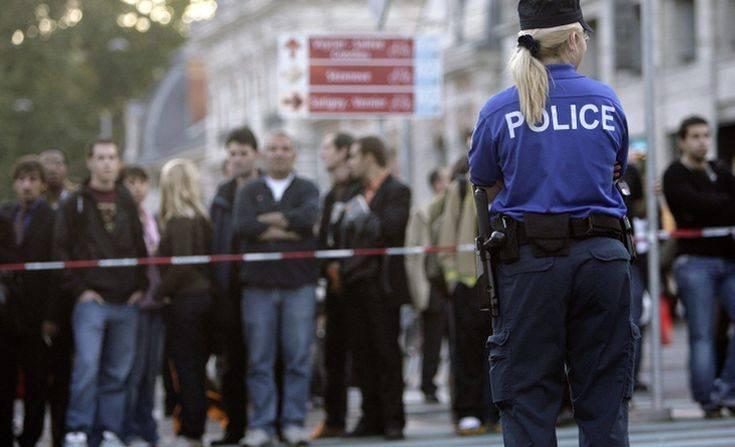 ελβετία αστυνομια