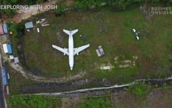Άθικτο αεροπλάνο βρίσκεται για μήνες… παρκαρισμένο στο Μπαλί, δημιουργώντας μυστήριο