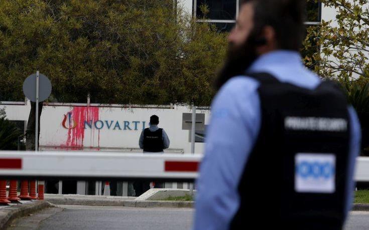 Ποινική δίωξη για τα «μαύρα ταμεία» της Novartis