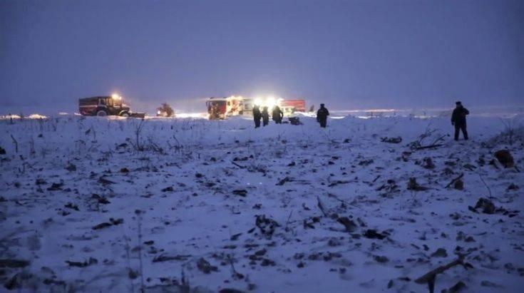 Σε βλάβη στους αισθητήρες ταχύτητας οφείλεται η τραγωδία του Αντόνοφ στη Μόσχα