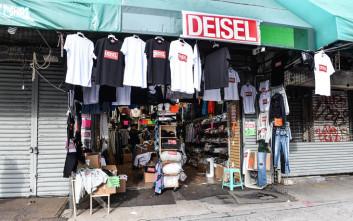 Η DIESEL δημιουργεί ένα νέο λογότυπο, το DEISEL!