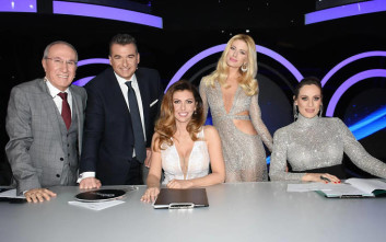 Η Γκαλένα Βελίκοβα απαντάει στον Φώτη Μεταξόπουλο για τους κριτές του Dancing