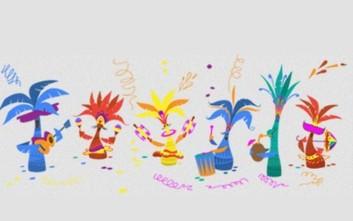 Οι Απόκριες του 2018 στο Doodle της Google
