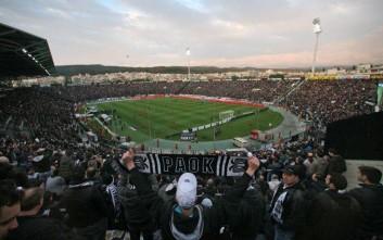 ΠΑΟΚ: Δεν θα πέφτει καρφίτσα στην Τούμπα στο ματς με την ΑΕΚ