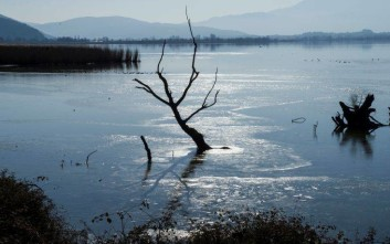 Βρέθηκε ηλικιωμένη νεκρή μέσα στη λίμνη Ιωαννίνων