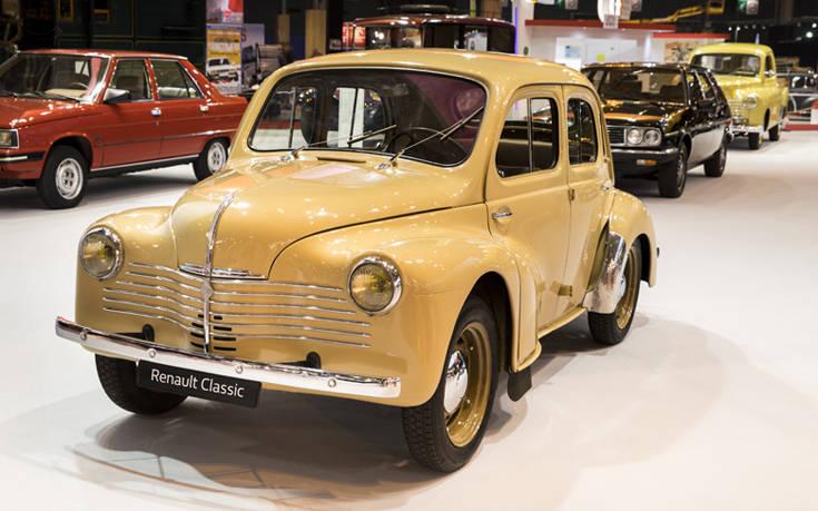 Η Renault γιορτάζει 120 χρόνια ιστορίας