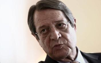 Αναστασιάδης: Η οικονομία της Κύπρου ανακάμπτει