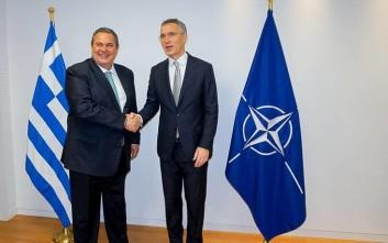 Παρέμβαση του ΝΑΤΟ για το Σκοπιανό